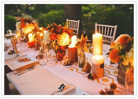 Cheap Fall Wedding Ideas Autumn Wedding Decor On A Budget With