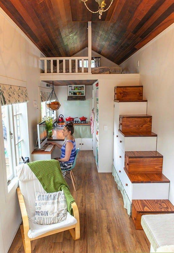 Casas En Espacios Pequenos