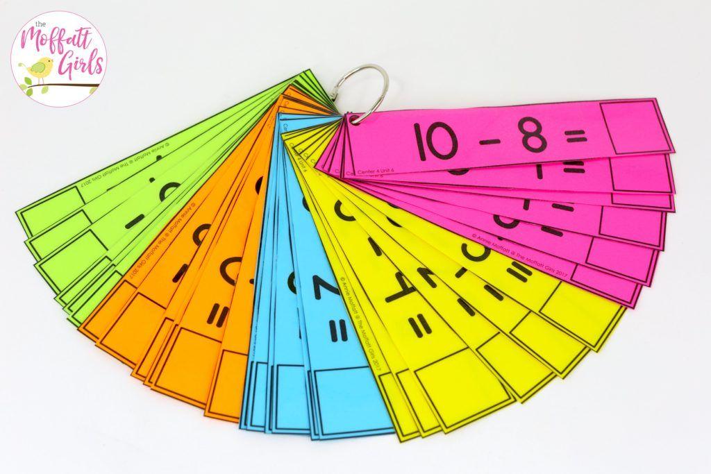 Kindergarten math subtraction kindergarten math math