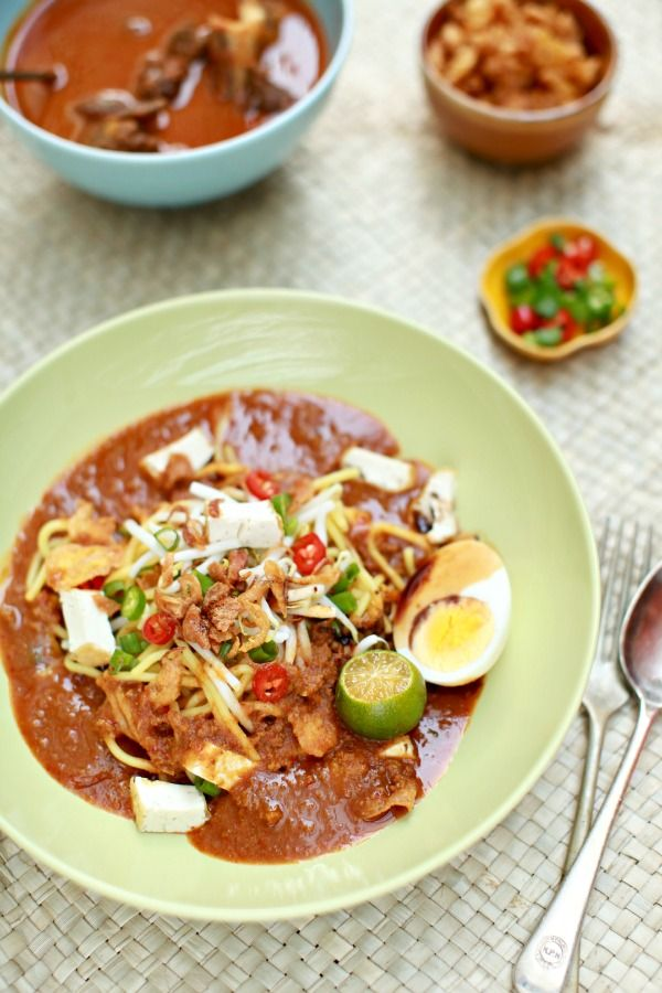masam manis: Mee Rebus Hj Wahid Special walla....!