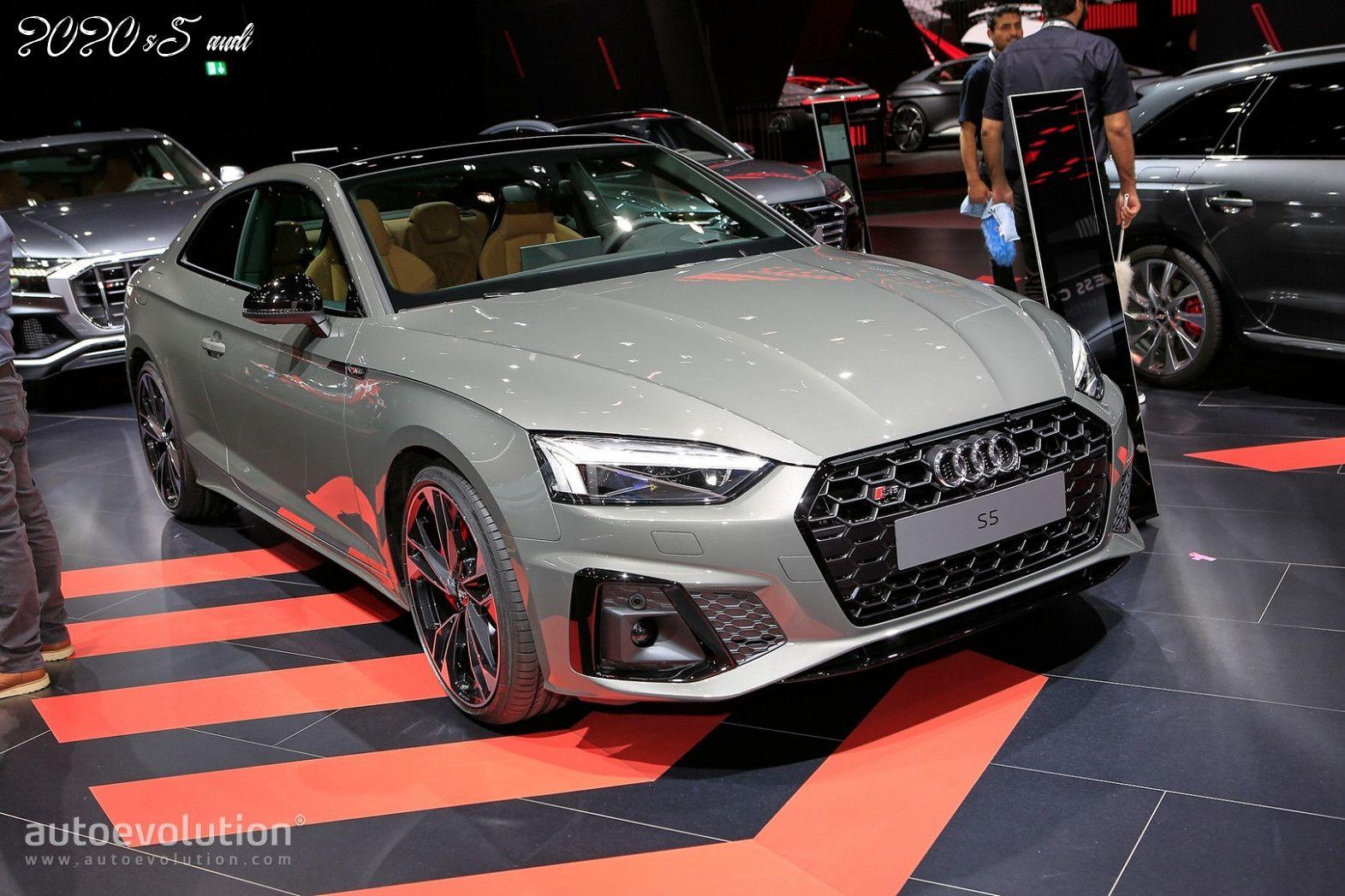 2020 S5 Audi In 2020 Audi S5 Audi S5 Sportback Audi