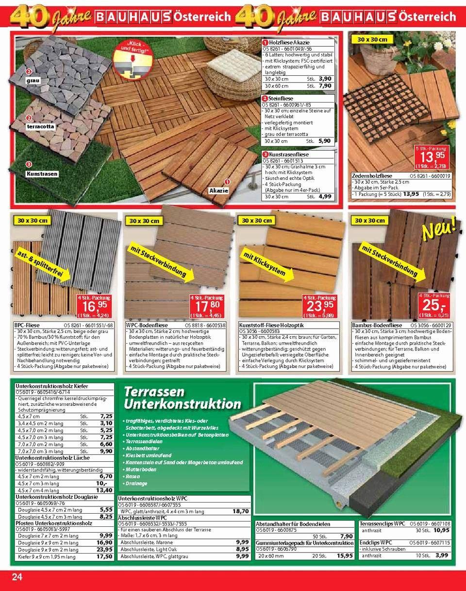 Design 45 Fur Bauhaus Wpc Dielen