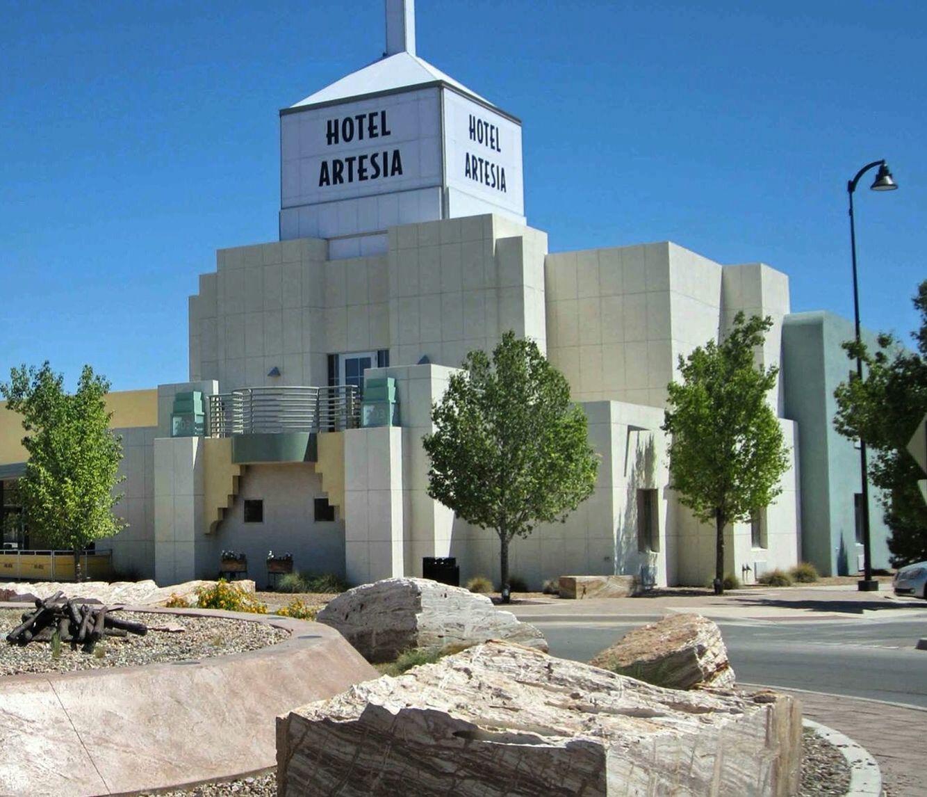 Hotel Artesia, New Mexico, Reid & Associates, 2009 ...
