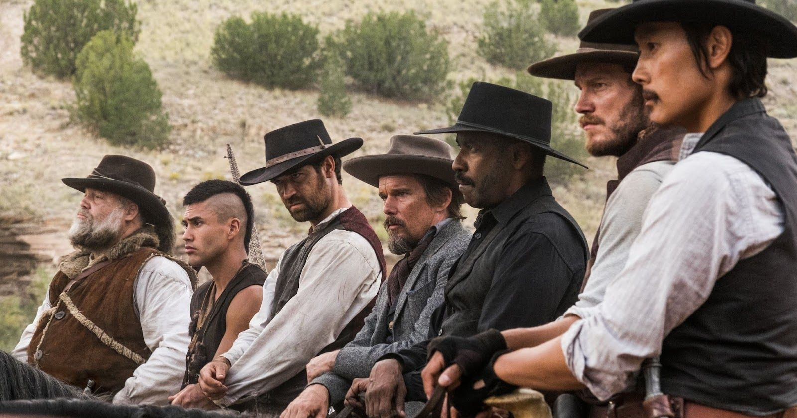 MOVIES: The Magnificent Seven - Review