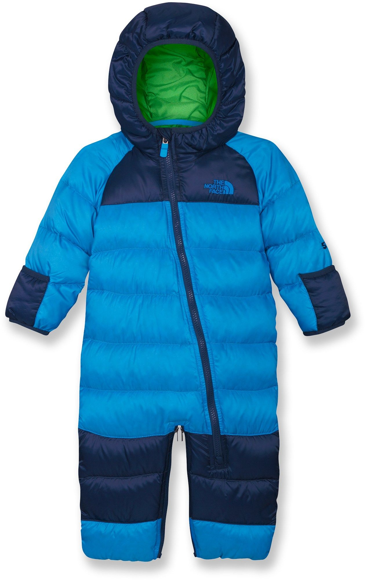 Ahhhh North Face Snow Suit Must Have Baby In Snow
