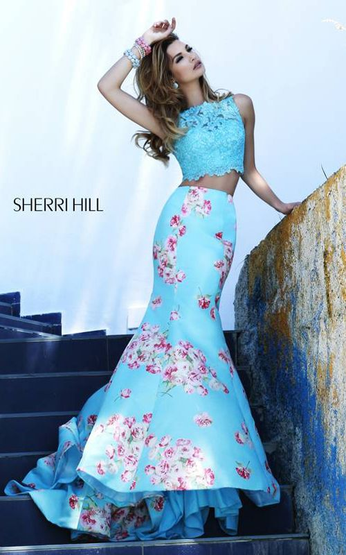 Cheetah Print Prom Dress 2018 Sherri Hill