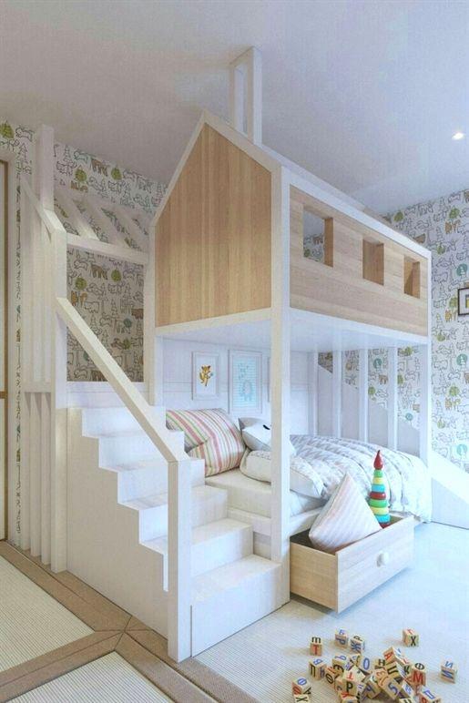 Kids room ideas best shared bedroom for boys and girls home children interior also decor images in rh pinterest