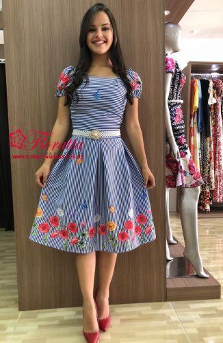 ab1ee89835 VESTIDOS - Floratta Modas Moda De Vestidos Cortos
