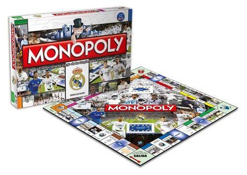 El Clasico Juego De Mesa Monopoly Tiene Su Propia Version Del Club