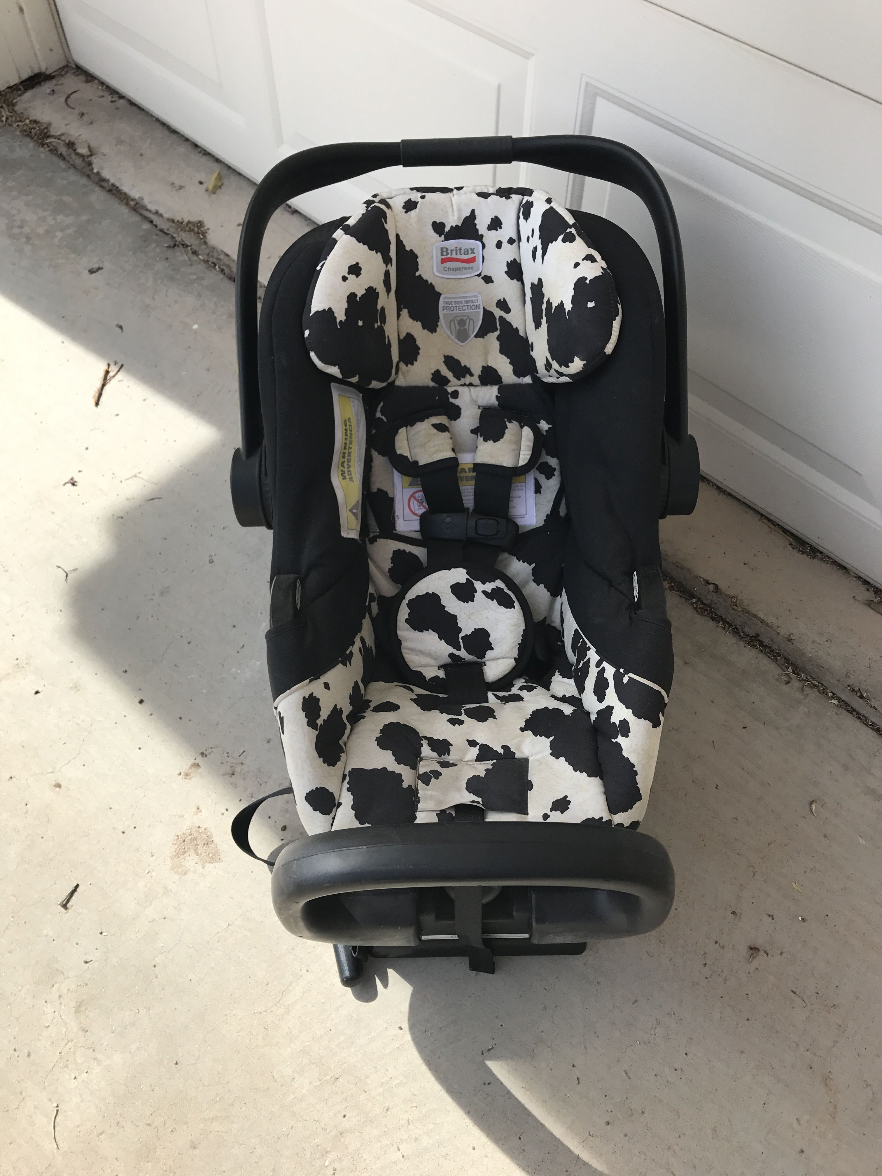 Asking 15 This Gently Used Britax Chaperone Car Seat Is Still In