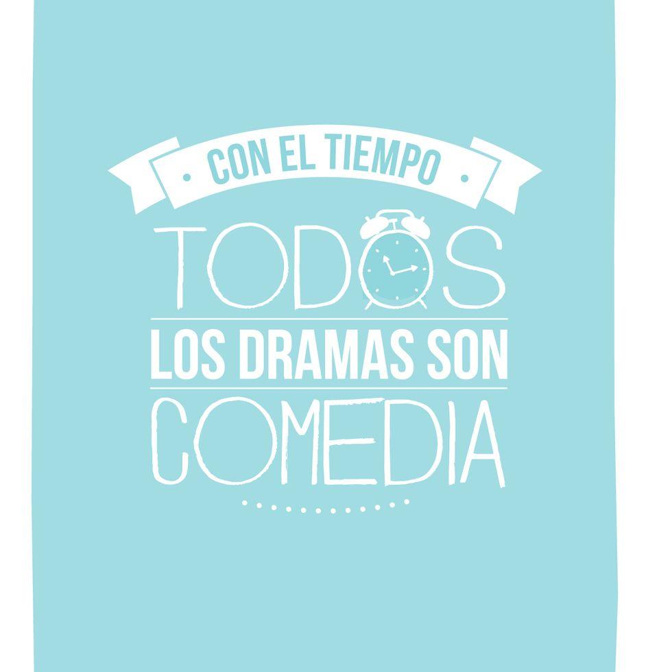 Tragicomedia. ;)