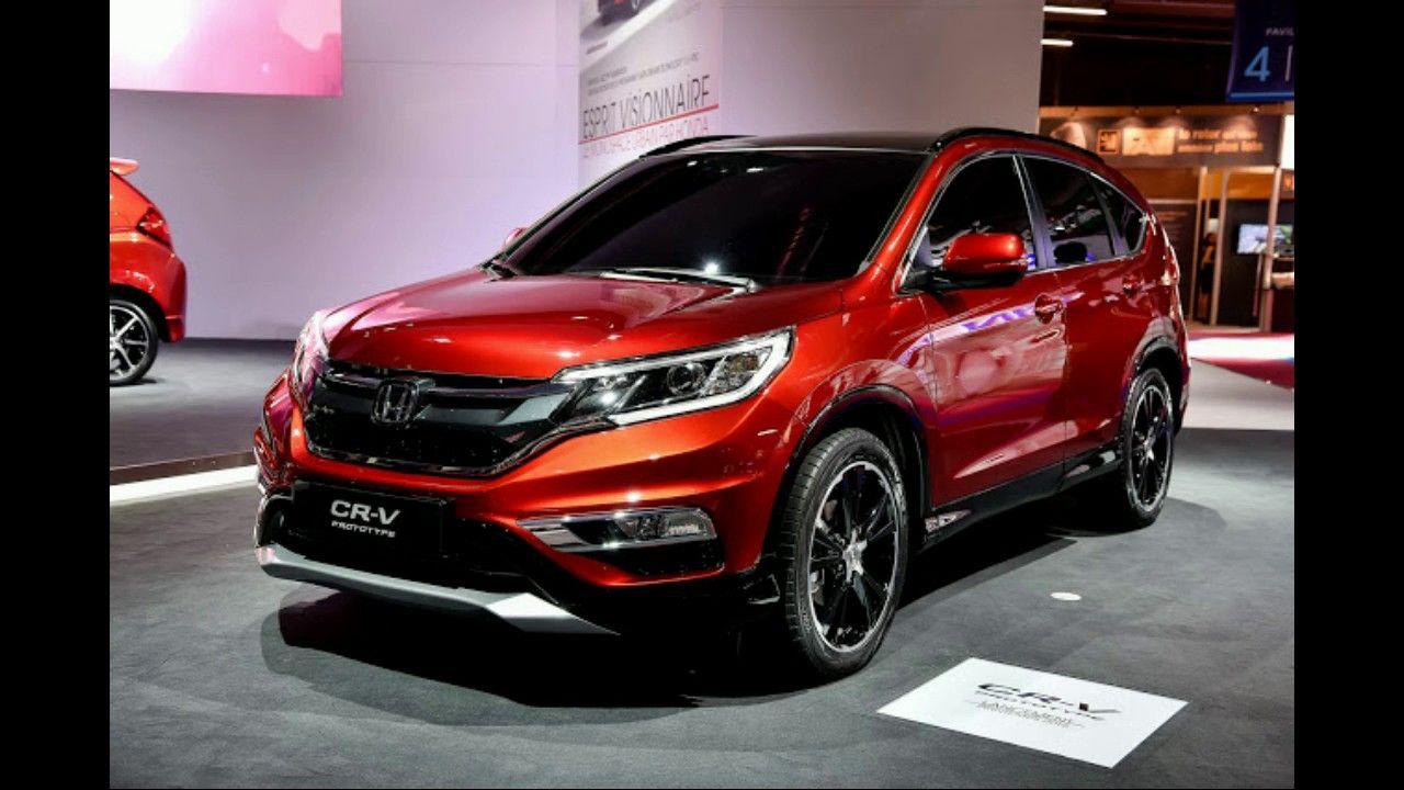 The Honda CRV Best Crossover for Families Honda crv