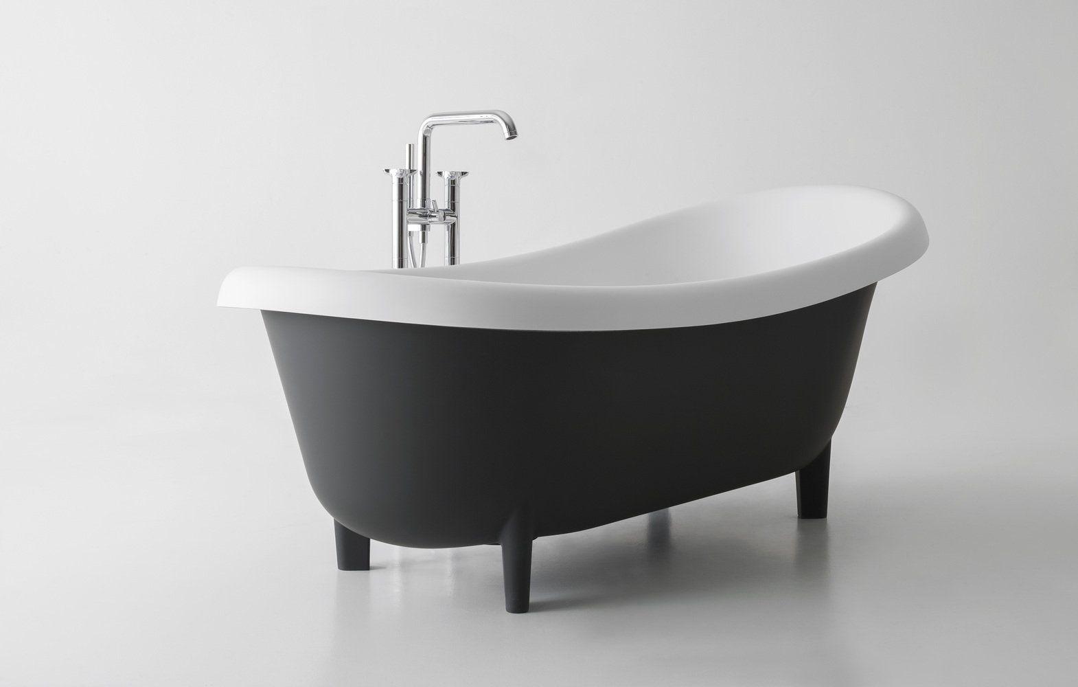 Vasca Da Bagno Lupi : Vasca da #bagno suite bicolore di antonio lupi design vasche da