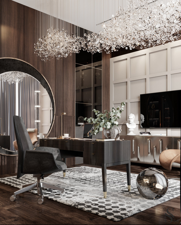 Luxury apartment in Moscow - #apartment #luxury #moscow - #Bookshelf