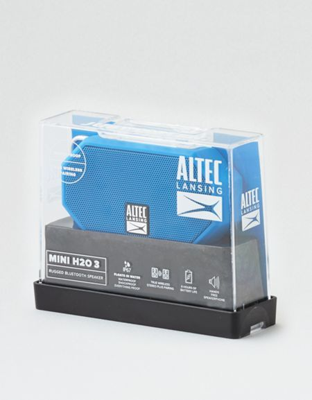 Altec Lansing Mini H2o Bluetooth Speaker Altec Lansing Mini