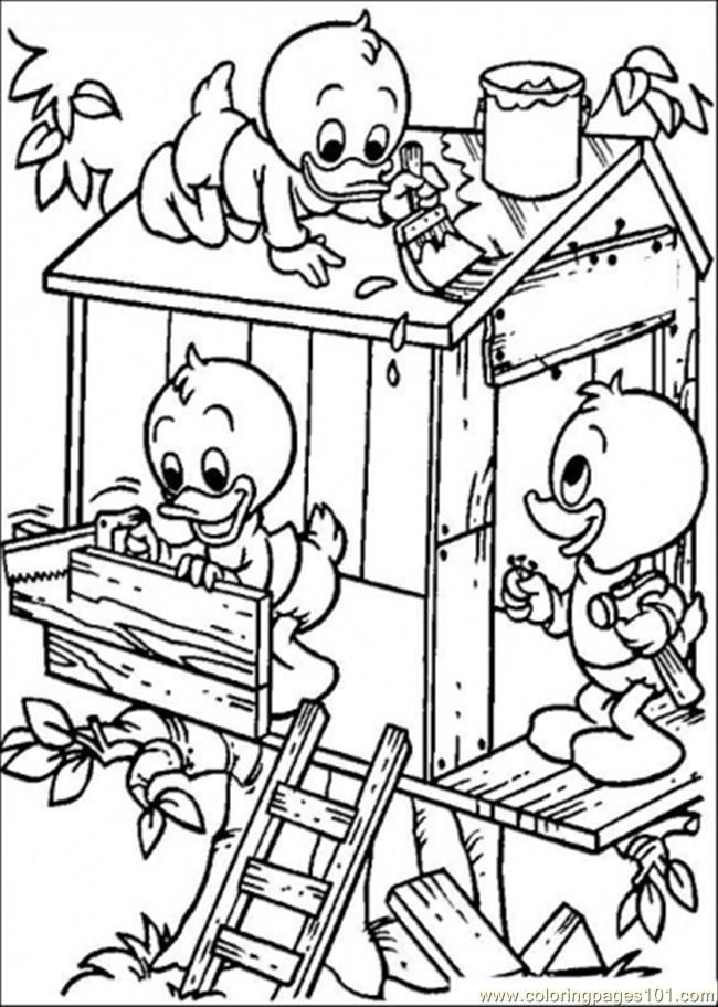 Magic Tree House Coloring Pages #Treehouse Pinned by www ...