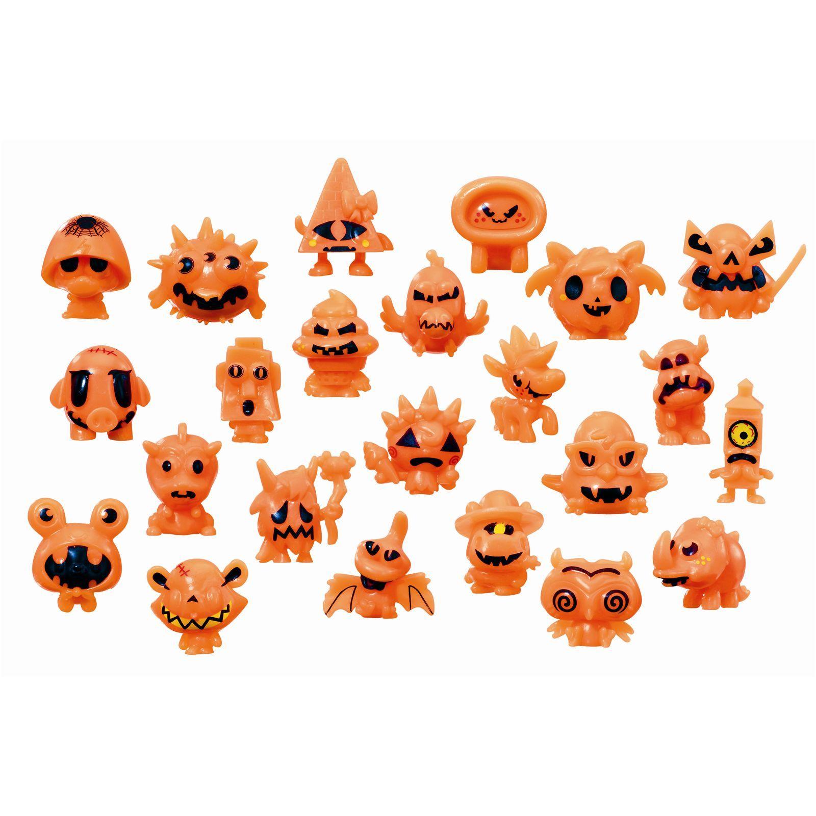 Halloween moshling figures moshi monsters