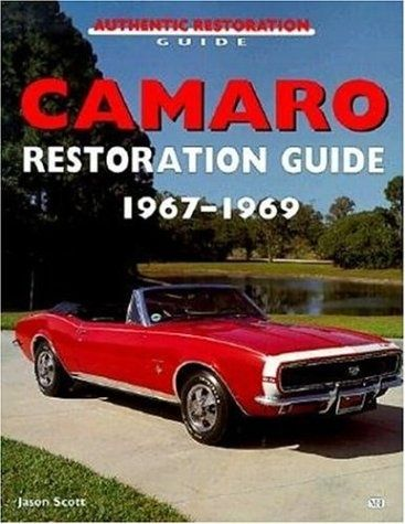 cool cars hacks 2017 camaro restoration guide 1967 1969 rh pinterest com camaro restoration guide 67-69 1979 camaro restoration guide
