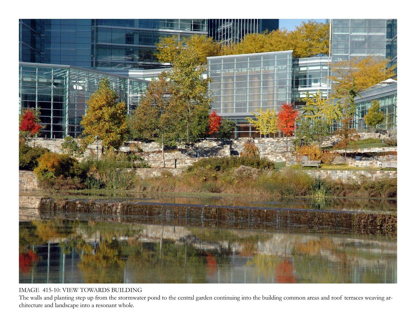 Michael Vergason Gannett Headquarters Landscape Architects And - A step up in amazing architecture la