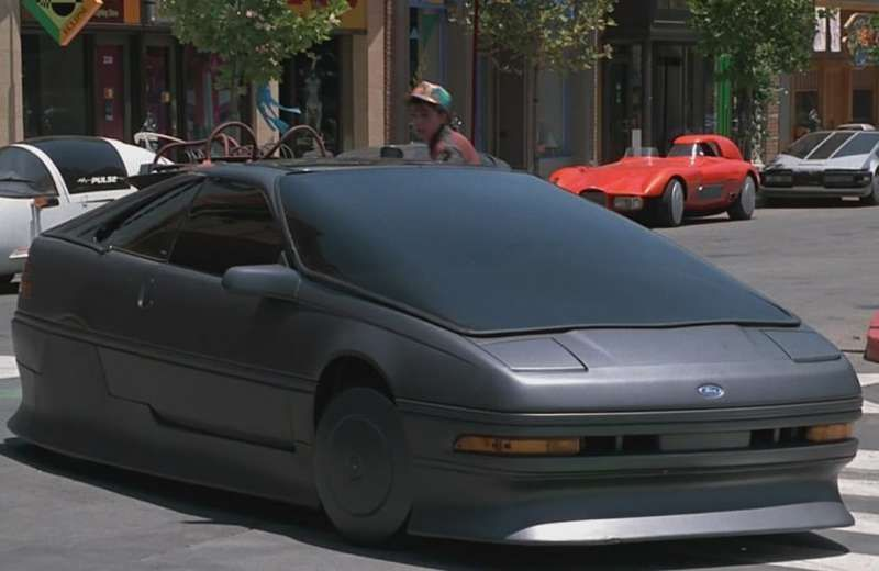 Great Scott Where Are The Cars From Back To The Future 2 Ford