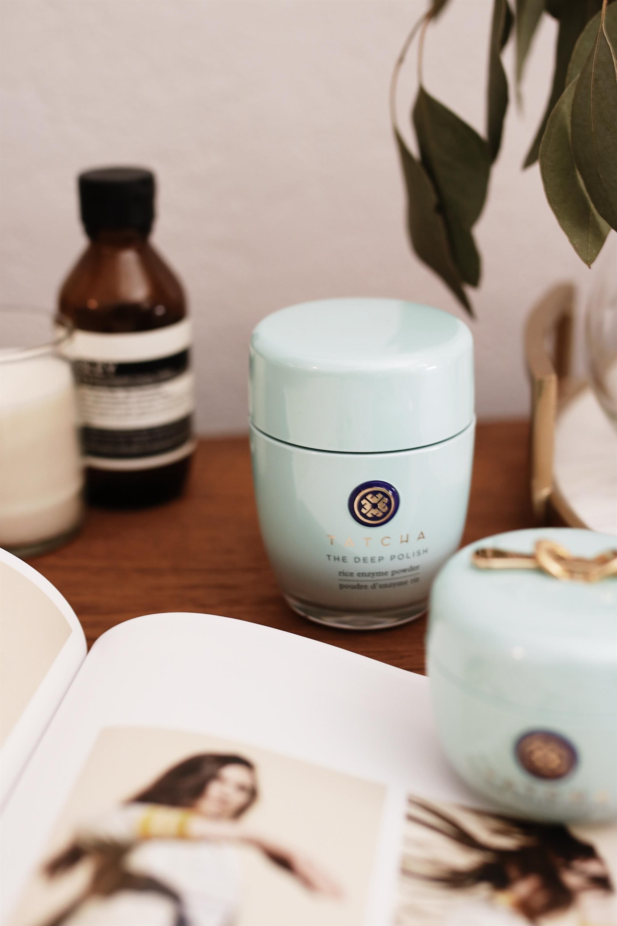Seriously obsessed with these Japanese beauty gurus. This @Tatcha enzyme polish is the perfect way to start my morning routine. #ad #sponsored Click image or shop at https://go2b.uy/%40UnconsciousStyle/3