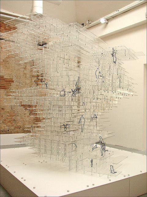 Sou Fujimoto Architects Biennale D Architecture Venise Grid