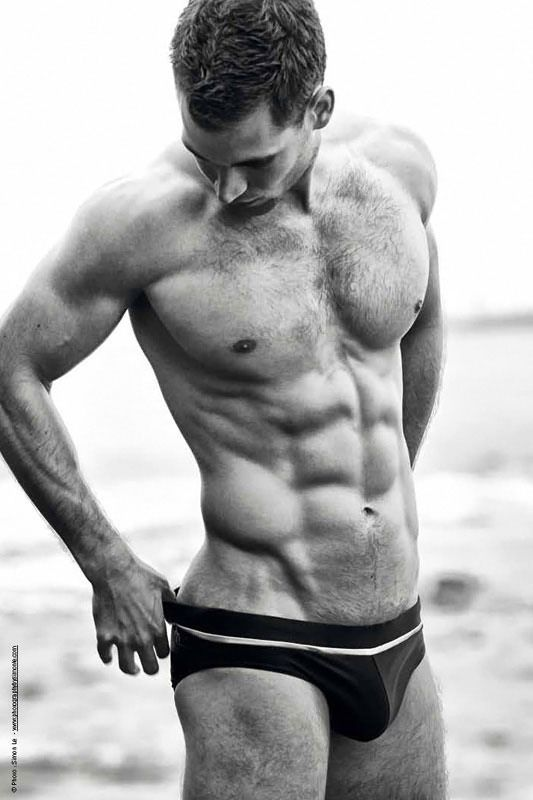 Hot guys in tight undies