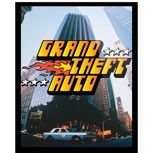 Icon Gta By Hazzbrogaming Grand Theft Auto Games Grand Theft Auto 1 Grand Theft Auto Artwork