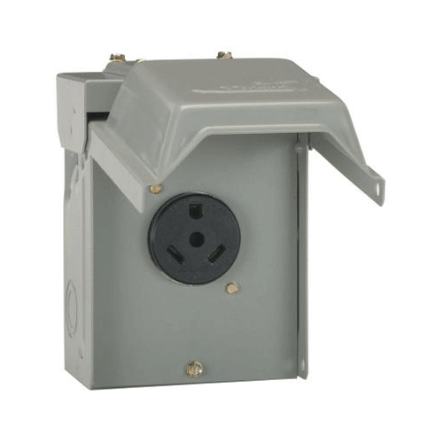 30a 120v Receptacle Wiring
