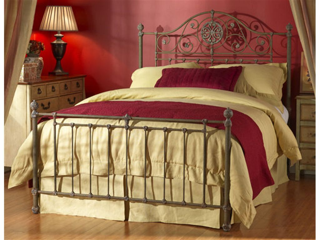 Wesley Allen Bedroom Queen Bed Danbury Simply Discount