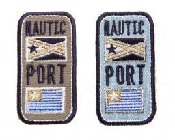 Applikation Sort. 2x3 Nautic Port