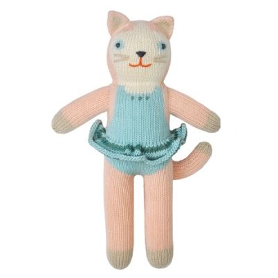 LISA - Preciosos muñecos de 30 cm, realizados a mano, tejidos en punto con fibras naturales de excepcional calidad. Los traemos desde Atlanta para ti. Para todas las edades.
