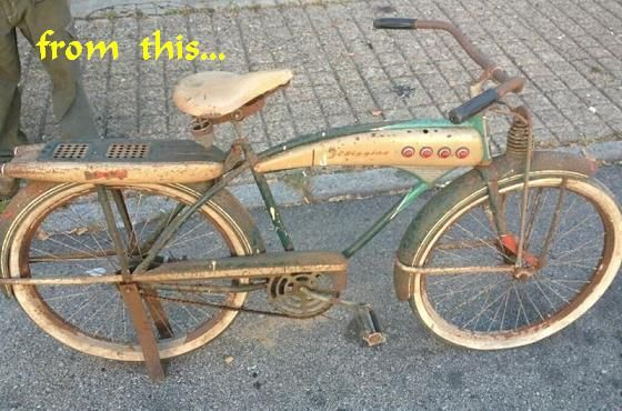 Bicycle Restoration Projects Put Them Back To Life Bike