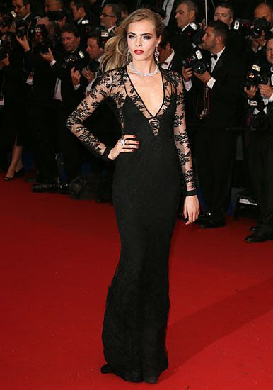 You Voted Now We Reveal The Best Red Carpet Look Of 2013 Evening Dress Fashion Red Carpet Dresses Best Red Carpet Dresses