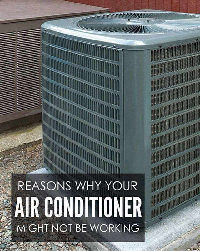 Pin by Comfort Air Zone on Air conditioning tips, tricks