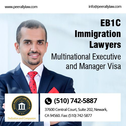 An EB1C is an immigrant visa in the EB1 category that is