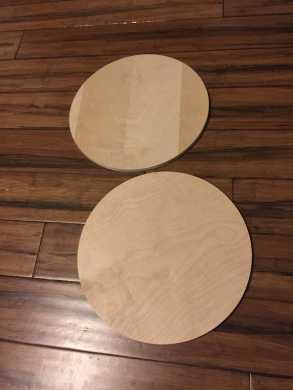 12 24 Inches Diameter Circle Great Replacement Base For Chairs Great For Custom