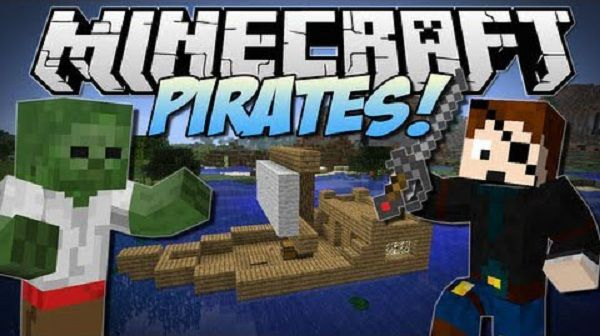 New post (Pirates Mod 1.7.10/1.6.4) has been published on Pirates Mod 1.7.10/1.6.4  -  Minecraft Resource Packs