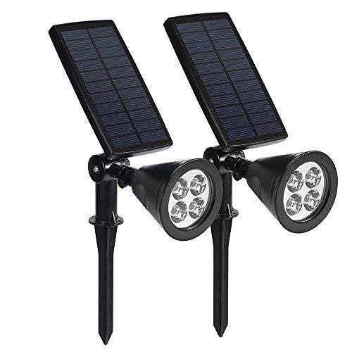 Faretti Da Giardino A Energia Solare.Nuova Offerta In Sport Luci Solari Illuminazione