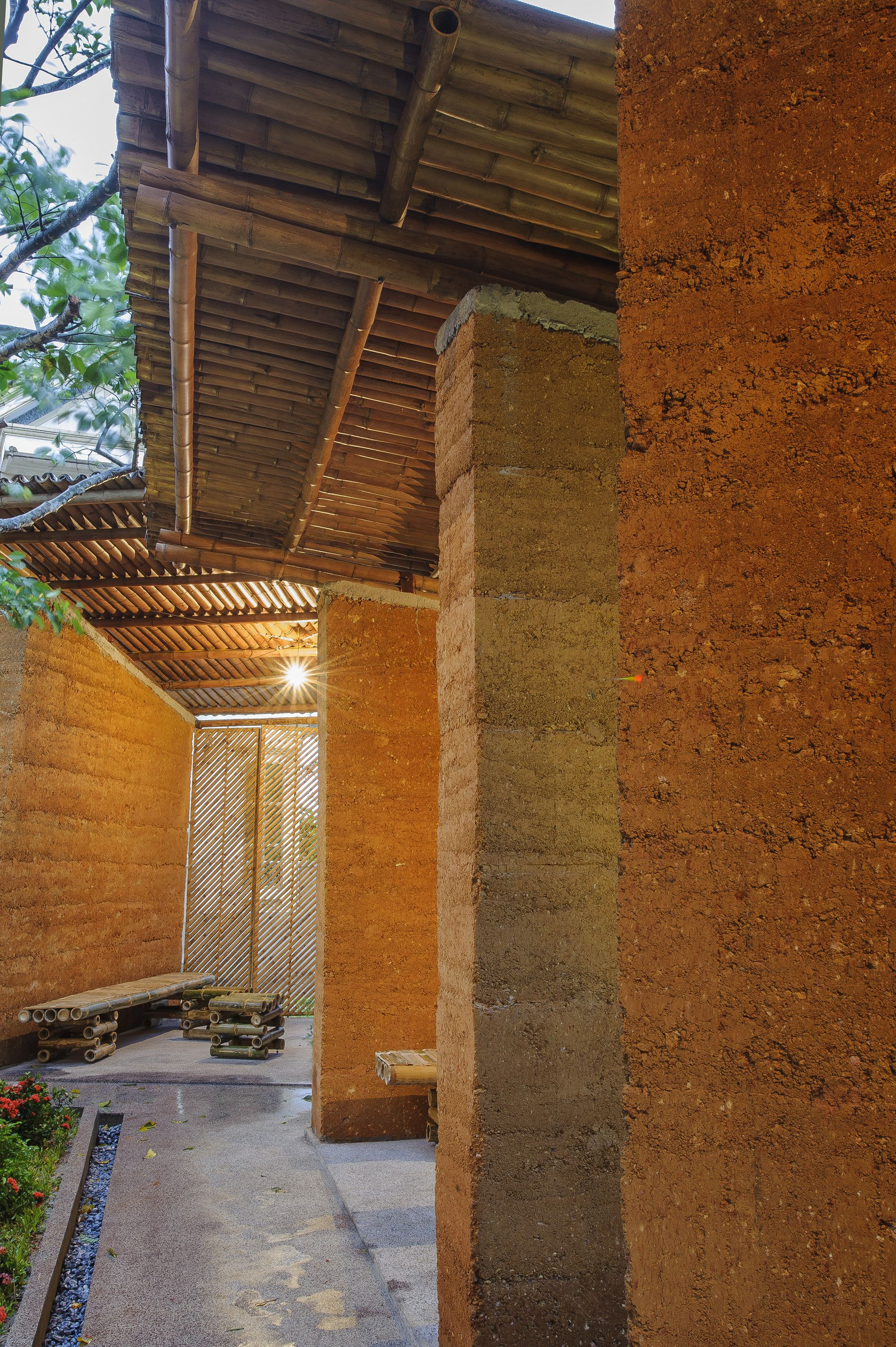 Pin By Chandru On Architecture: Gallery Of Bes Pavilion / H&P Architects