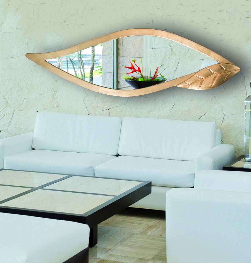 Espejo vestidor pared espejo vestidor decorado espejo en for Espejos horizontales para comedor