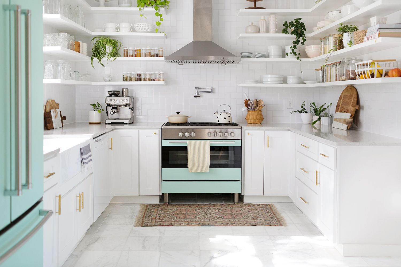 Elsie\'s Kitchen Tour (Before & After   Kitchen remodel ...