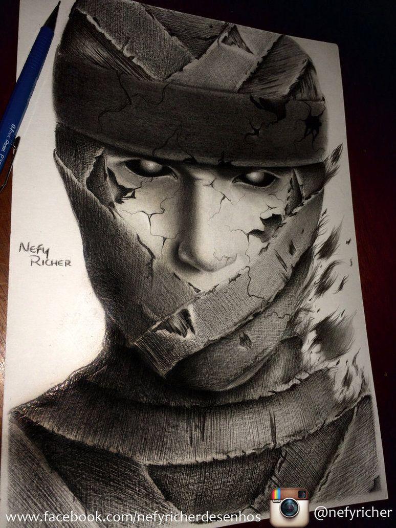 NefyRicher on DeviantArt   Naruto drawings, Edo tensei ...