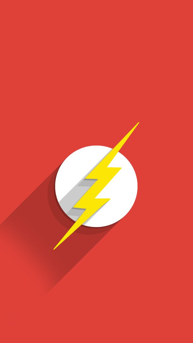 The Flash Logo Wallpaper (con imágenes) Flash fondos de