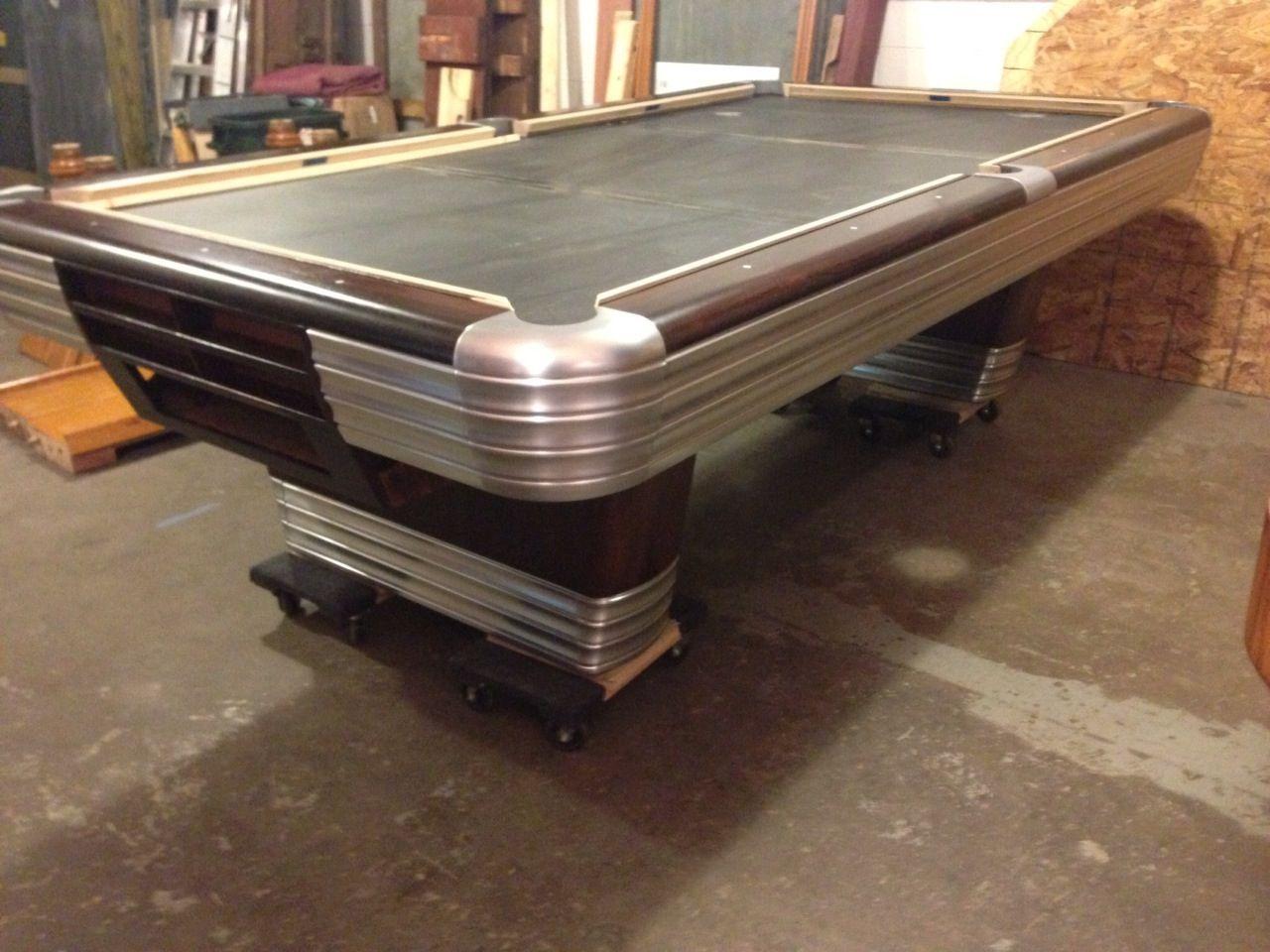 Brunswick Centennial Pool Table Gallery Sheridan Billiards