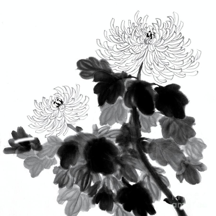 chinese ink painting contemporary - Google Search