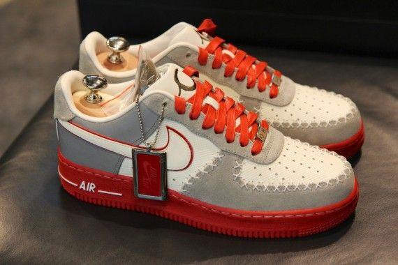 Nike Air Force 1 Bespoke Scottie Pippen by Layupshot