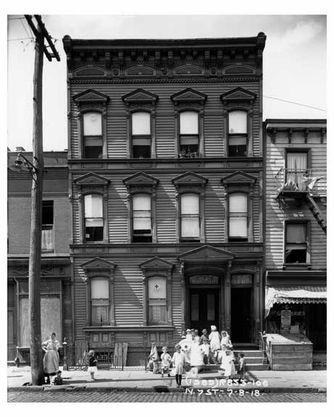 North 7th Street Williamsburg Brooklyn Ny 1918 New York