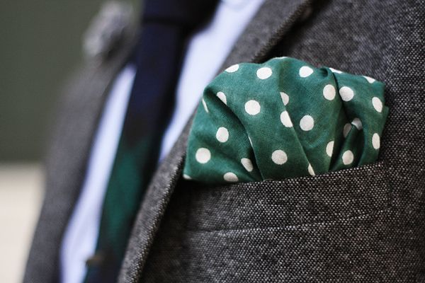 Fancy Friday in black, green and grey | what my boyfriend wore