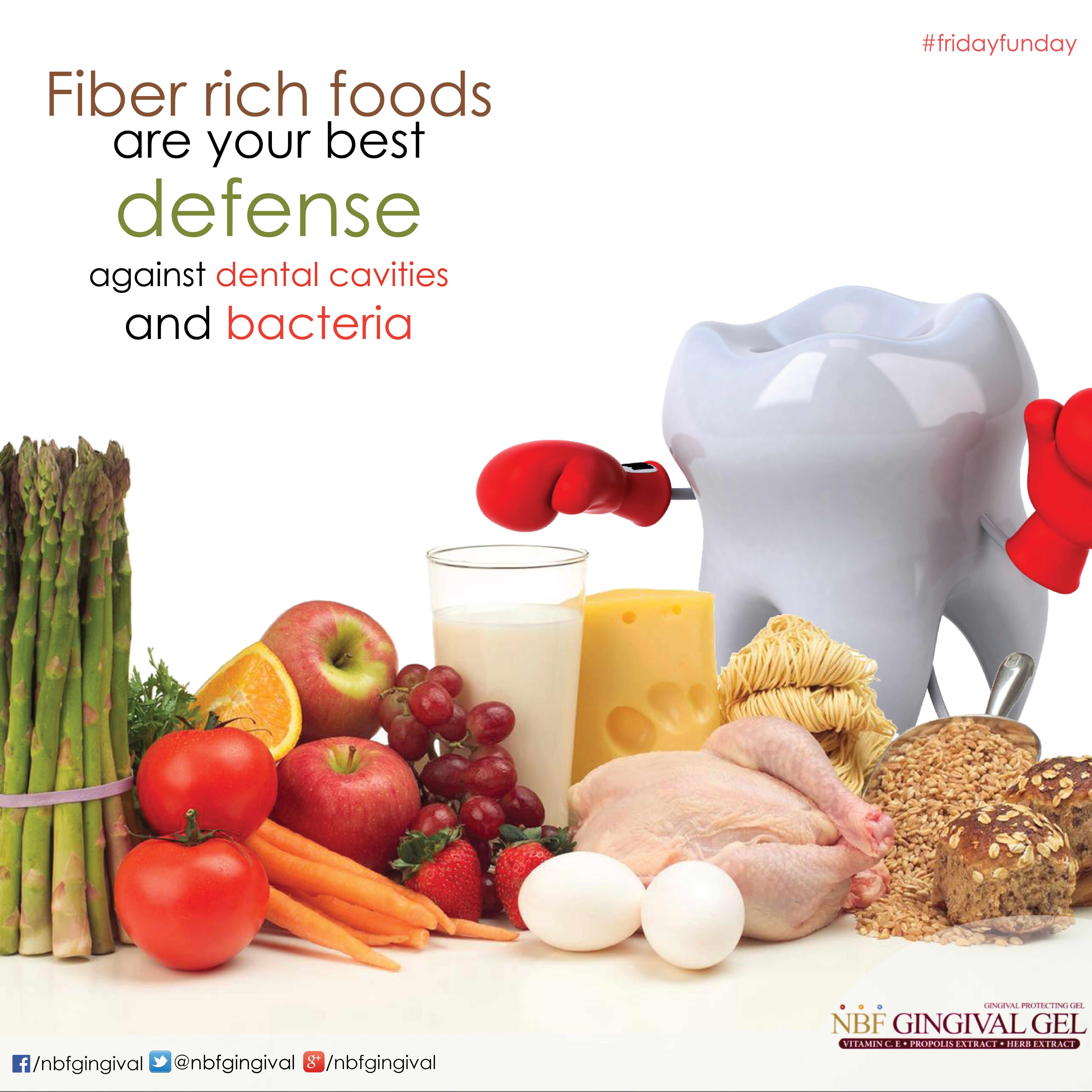 Foods that acts as a natural mouth fresheners for good breathe